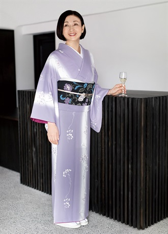Komon -HANAE MORI- (synthetic/with tailoring)