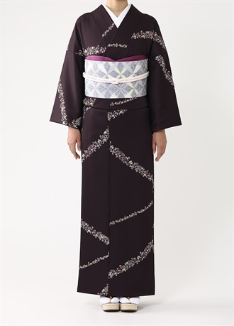 Komon -YAMATO KAREN- (synthetic/with tailoring)