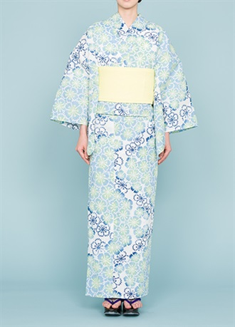 Yukata -Jtrad-(with tailoring)