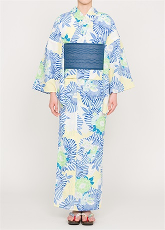 Yukata -Ryo-(with tailoring)
