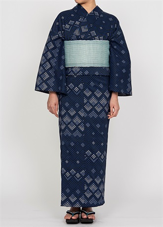 Yukata -Ryo Fit-(with tailoring)