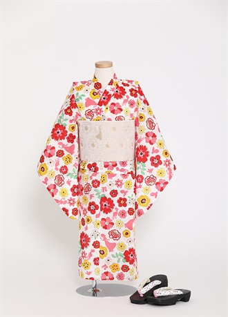 Disney yukata(for Girl's)