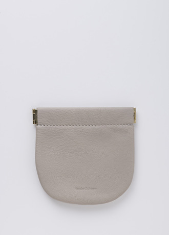 Hender Scheme coin purse gray