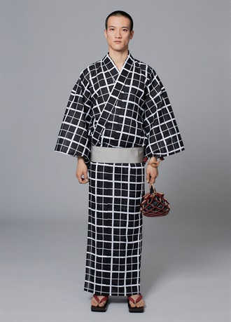 Yukata(with tailoring)