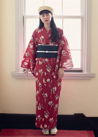 Yukata (with tailoring)
