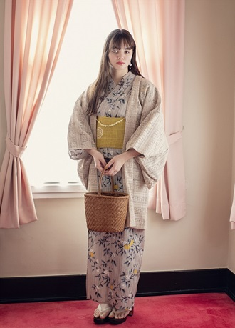 Yukata (Ready made item)