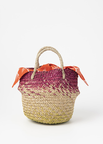 Fold Basket Bag
