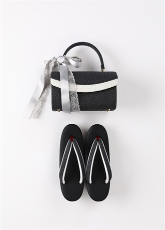 Footwear & bag set for Formal