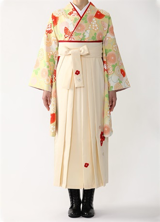 Hakama rental crassical setA
