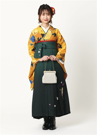 Hakama rental crassical setC