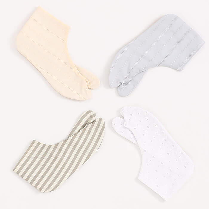 Tabi (traditional socks),Kimono-dressing items,etc.